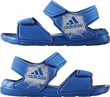 Adidas I Altaswim Eu Nwm08n Sintetico Piatto Bambino Sandali Blu 27 Nnw8m0Ov