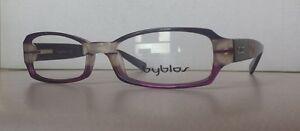 Occhiale Da Vista Byblos B 168 Colore 7100 Occhiali Nuovi 100% Vintage PcRLwGkg