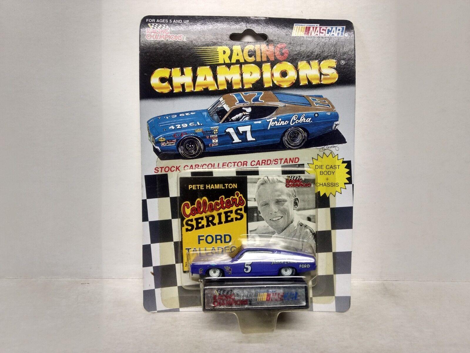 Racing Champions Pete Hamilton Ford Torino Cobra 1 64 à L'Échelle Miniature
