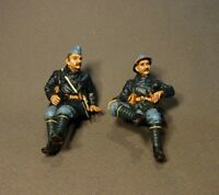 John Jenkins Designs Soldiers Gwf-11 Great War 2 French Tank Crew Collectible