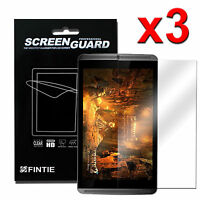 3 X Clear Screen Protector Film For 2015 Nvidia Shield K1 / Nvidia Shield 2 8