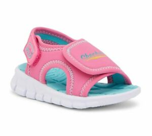 Details about Skechers Toddler Synergize Aqua Breeze Sandal Size 10