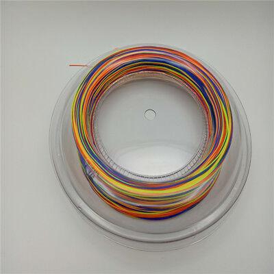 Factory Sell Directly KELIST Pro66 0.66mm Badminton Racquet String 200m Reel