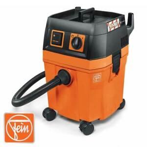 FEIN-92028236090-Industrial-8-4-GAL-WET-DRY-TURBO-II-DUST-VAC-SHIP-NEXT-BUS-DAY