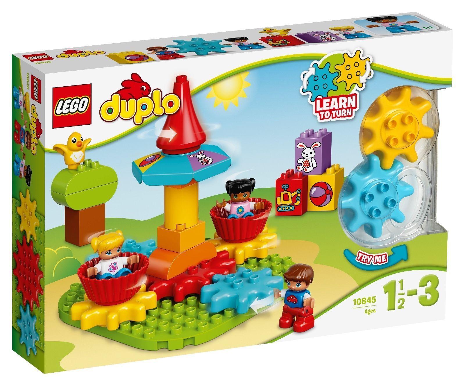 LEGO ® DUPLO 10845 il mio primo autorousel  NUOVO OVP  merce di alta qualità e servizio conveniente e onesto