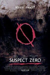 Supect Zero (Zweiseitig Regulär) Original Filmposter