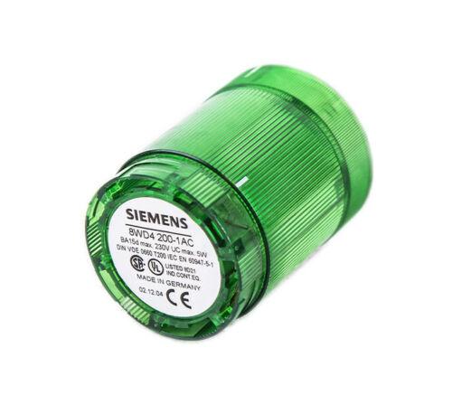 SIEMENS 8WD4200-1AC 8WD4 200-1AC Dauerlichtelement grün