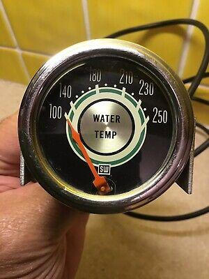 Water Temperature Gauge 52/mm Retro Oldschool