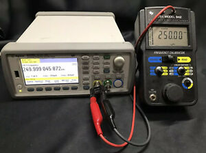Altek-Transcat-942-Frequency-Calibrator-With-Totalizer-Piecal