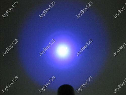 Mastiff B2 4 Watt 395nm LED UV Cure Lamp Ultraviolet Blacklight Flashlight Torch