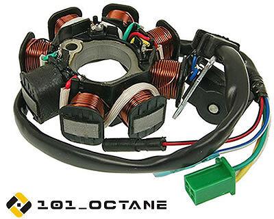 125cc Scooter Stator 152QMI-A 152QMI for Lexmoto Dart 125
