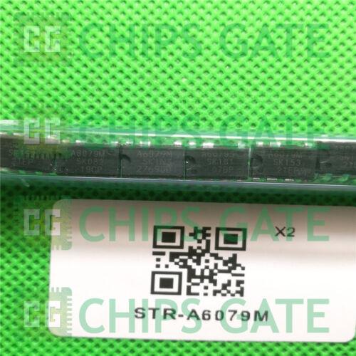 9PCS STR-A6079M A6079M DIP-7