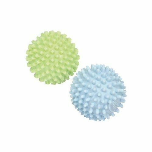 2 Conf. Sfera per Asciugatrice Blu//Verde x2 Pezzi