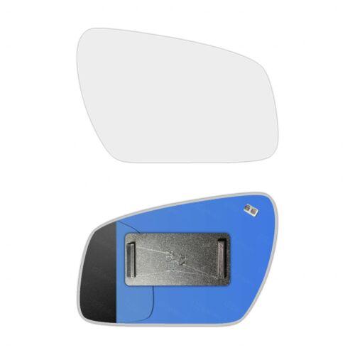 FORD FUSION 2005-2012 côté Droit Clip On Chauffé Miroir Verre 0009 rashz 4