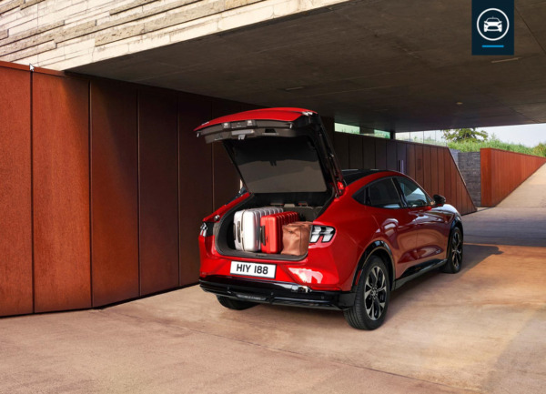 Ford Mustang Mach-E  Extended Range - billede 3