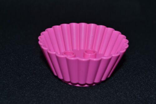 Hot Pink Duplo Canelado Crow/'s Nest-remessa combinada