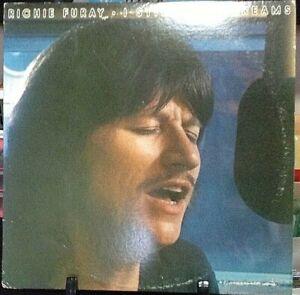 RICHIE FURAY I Still Have Dreams Album Released 1979 Vinyl/Record Collection USA