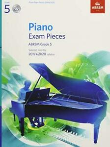 Piano-Exam-Pieces-2019-amp-2020-ABRSM-Grade-5-with-CD-Selected-from-the-2019-amp