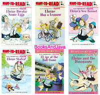 Ready To Read Level 1 Eloise By Kay Thompson Value Pack 6 Books $23.96 Value