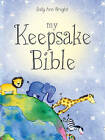 My Keepsake Bible by Sally Ann Wright (Hardback, 2015)