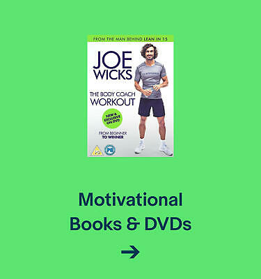 Motivational Books & DVDs