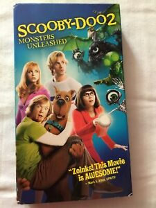 Scooby Doo 2 Monsters Unleashed Vhs 2004 Ebay