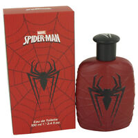 Marvel Spiderman Cologne Boys 3.4 Oz Eau De Toilette Spray Fragrance Kids