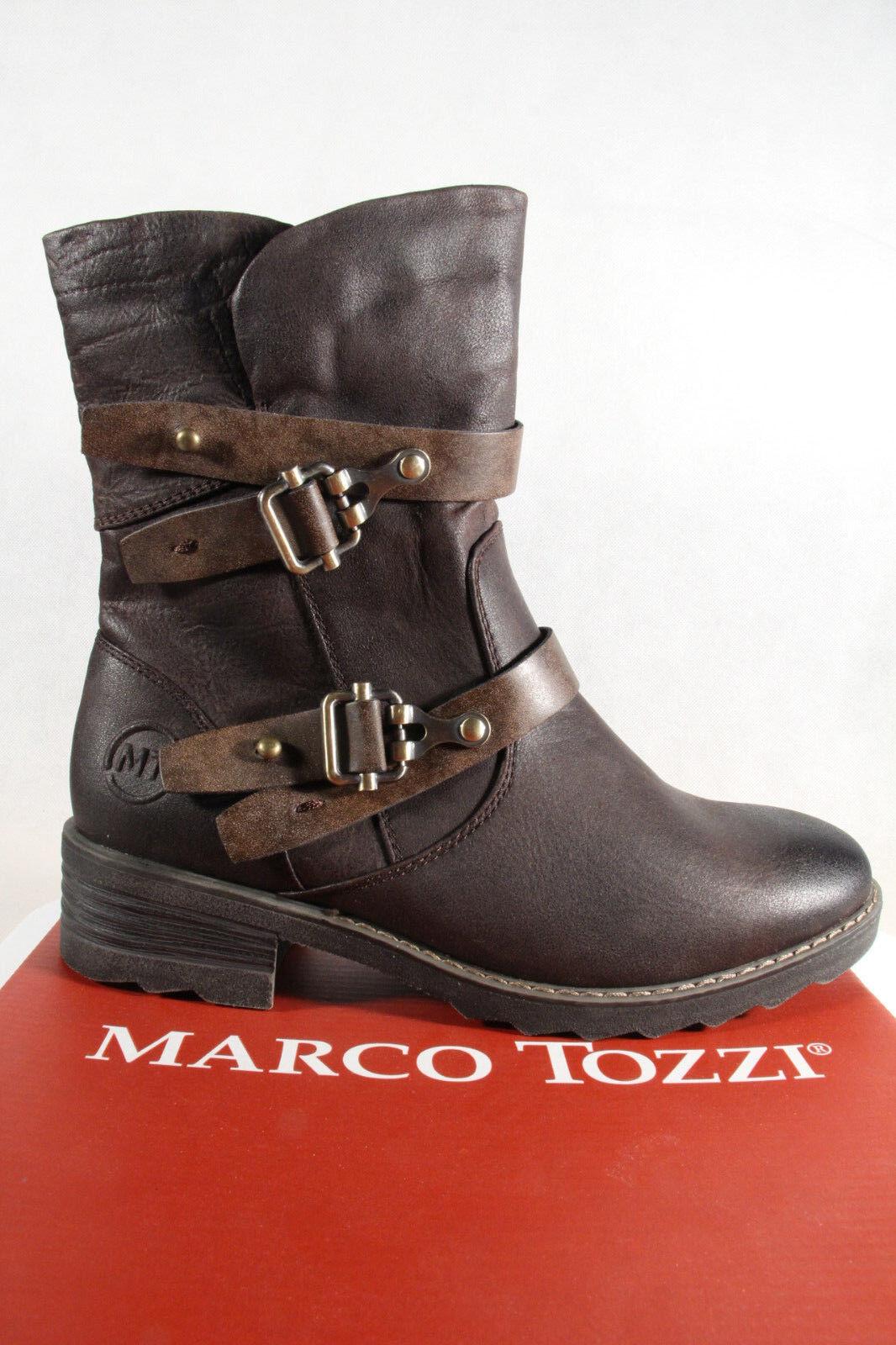 marco tozzi bottes, bottines, Marron , 26432 doublure nouvelle doublure 26432 chaude, rv 83ab44