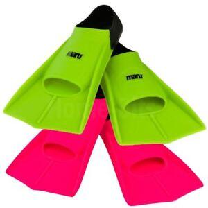 3fd86729b9 Image is loading Maru-Resistance-Training-Fins-Swimming-Aid-Swim-Flippers-