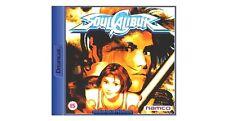 ## Soul Calibur (mit OVP) - SEGA Dreamcast / DC Spiel - TOP ##