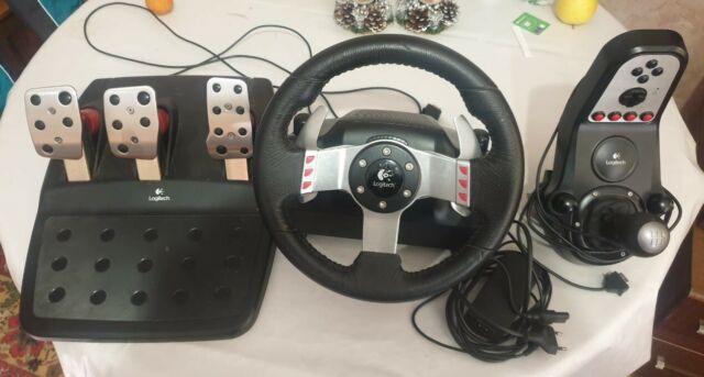 Logitech G27 Racing Wheel - Black