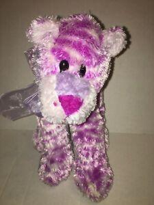 Golden-Bear-Co-Ltd-Purple-Tiger-12-034-Plush-Stuffed-Animal