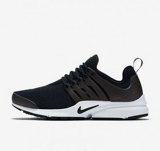 Wmns Nike Air Presto UK 6.5 EUR 40.5 Black White New 878068 001