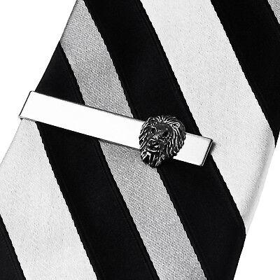 Lion Tie Clip