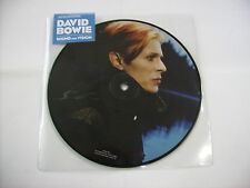 "DAVID BOWIE - SOUND AND VISION - 7"" PICTURE DISC VINYL 2017 NEW UNPLAYED"