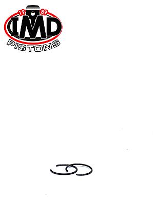 WISECO CW14 2001-2007 SUZUKI GSXR600 PISTON CIRCLIP 14MM