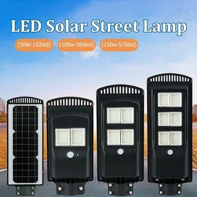 Home & Garden Garden & Patio 192/384/576LED Solar Power Wall Lamp ...