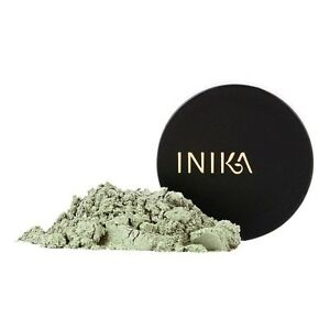 New-INIKA-Mineral-Eyeshadow-Forest-Gold-Vegan-friendly-Certified-Organic-Makeup