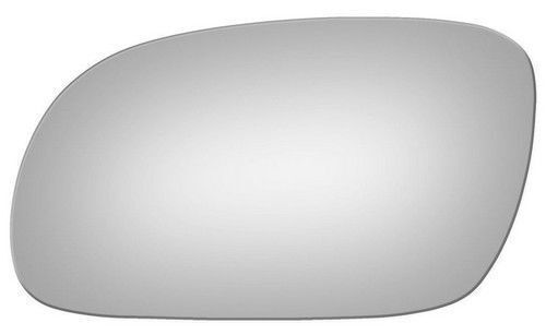 Driver Side Flat View Drop Fit OE Replacement Mirror Glass F26034 Fits Hyundai