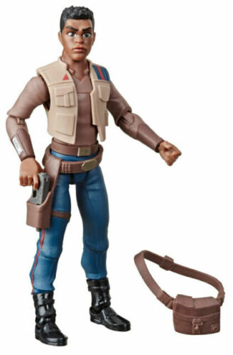 "Star Wars Galaxy of Adventures Finn 5/"" Figure Rise of Skywalker NEW IN BOX"