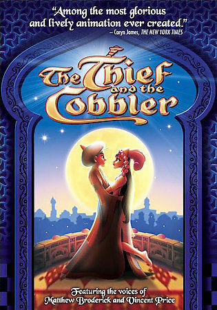 The Thief And The Cobbler Dvd 2006 For Sale Online Ebay