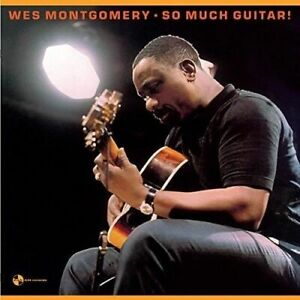 Montgomery-Wes-So-Much-Guitar-180-Gram-Vinyl-Limited-Edition-New-Vinyl