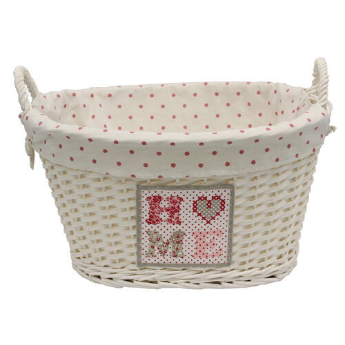Laundry-Basket-Bin-Storage-Hamper-Clothes-Storage-Basket-Round-Bin-with-Handles