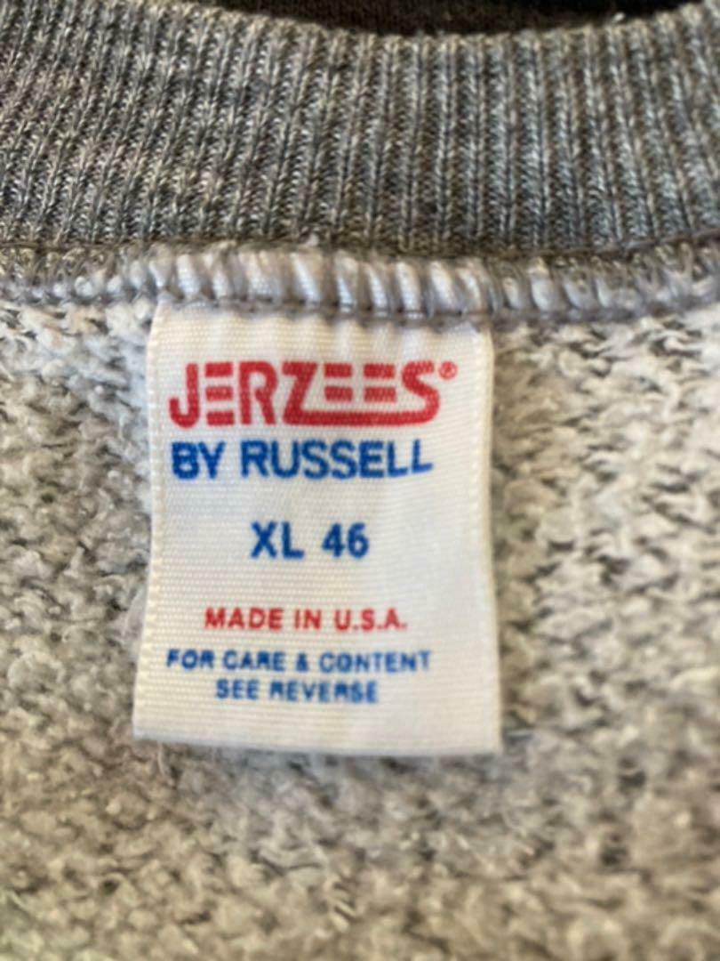 Vintage 70S Russell Jersey'S Sweat Reverse Weave … - image 4