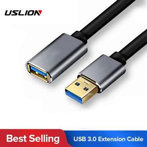 Cable-de-extension-USB-3-0-Cable-Extensor-de-datos-tipo-A-macho-a-hembra-estandar-de-5-Gbps