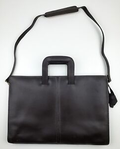 Beautiful-Vintage-Mens-Briefcase-Pegasus-Made-in-the-USA-Brown-Leather