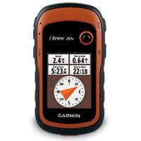 Garmin Etrex 20x Handheld Gps Receiver Navigator 20 010-01508-00 on sale