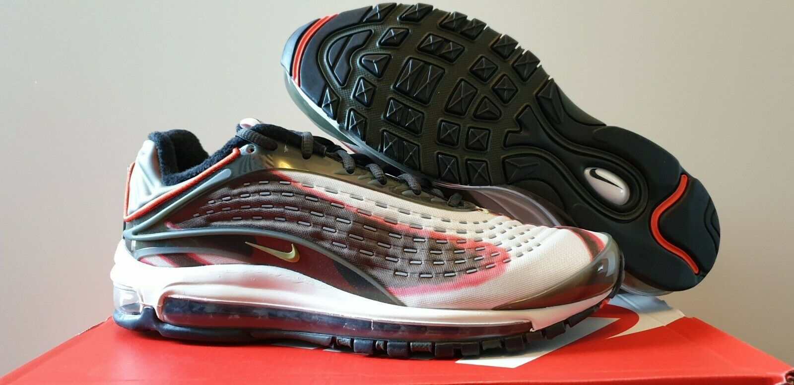 88bcf635fbf09 Nike Air Max Max Max Deluxe 90 Sequoia US 9 10 10.5 11 11.5 Eur 42.5 ...
