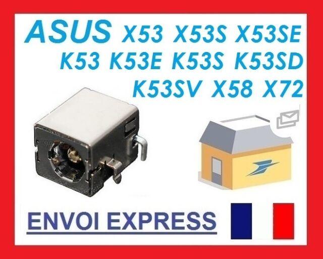 1 pcs Connecteur de Charge DC Power Jack 2.5mm Pour ASUS X53 X53S X53SE X53E