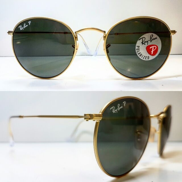 Ray-Ban Round Metal RB 3447 112/58 HY4yyP